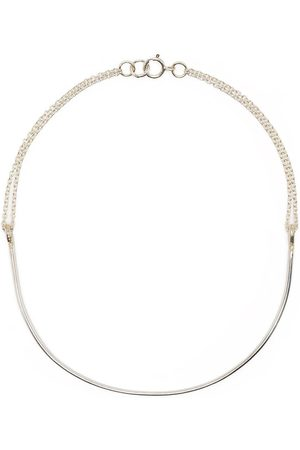 Petite Grand Bar chain anklet