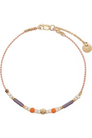 Petite Grand Violet beaded bracelet