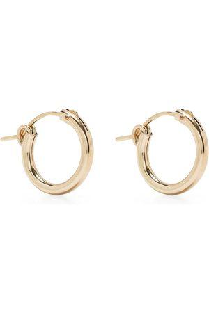 Petite Grand Calla small hoop earrings