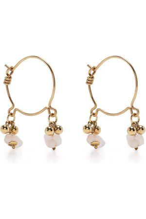 Petite Grand Bella hoop earrings