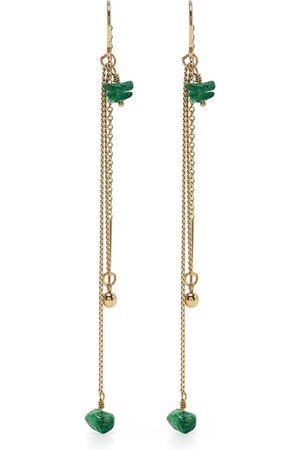 Petite Grand Marabel chain earrings