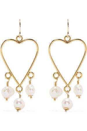 Petite Grand Laurent heart earrings