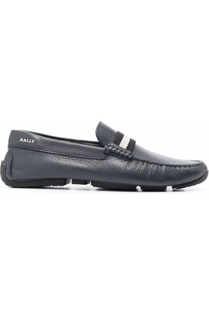 Bally Crossover strap loafers