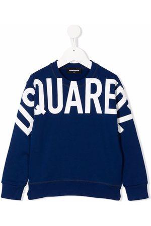 Dsquared2 Large logo-print sweatshirt