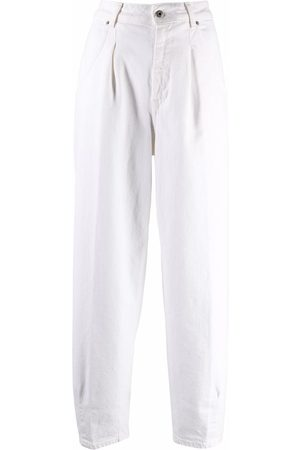 Dondup High-rise slouchy trousers