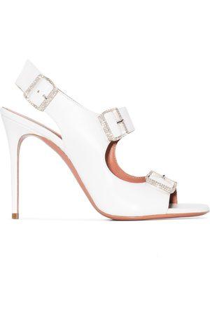 Amina Muaddi Marni 95mm high heel sandals
