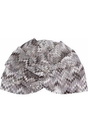 Missoni Zigzag-pattern hair accessory