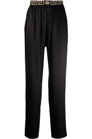VERSACE Greca waistband pyjama trousers