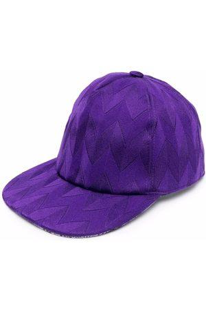 Missoni Zigzag-pattern cap