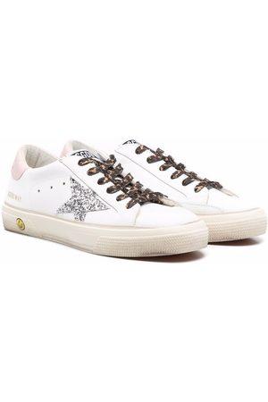 Golden Goose Glitter star sneakers