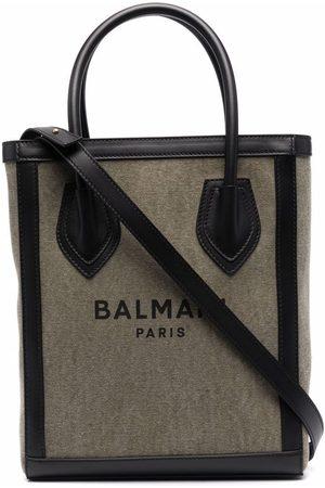 Balmain B-Army shopper tote