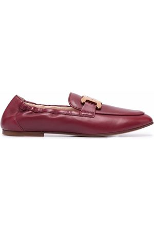 Tod's Chain-detail loafers