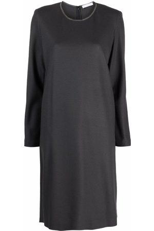 Fabiana Filippi Virgin wool-blend jersey dress