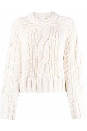P.a.r.o.s.h. Chunky knitted jumper