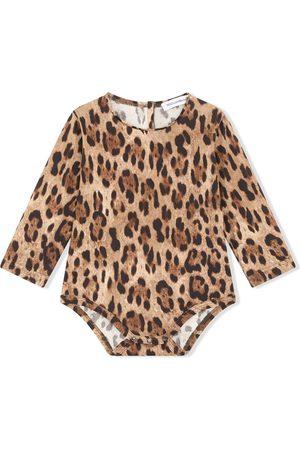 Dolce & Gabbana Leopard-print cotton body
