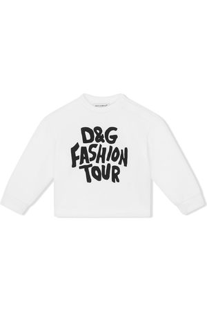 Dolce & Gabbana Fashion Tour longsleeved top