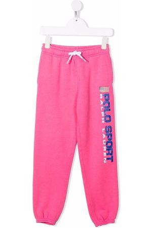 Ralph Lauren Logo-print track pants