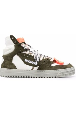 OFF-WHITE Court 3.0 high-top sneakers