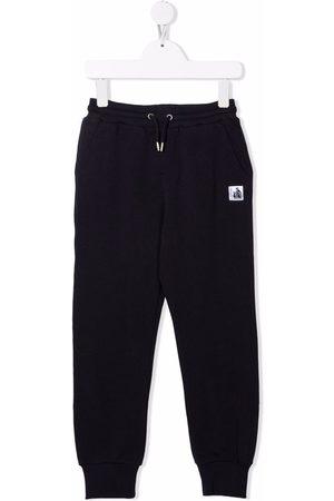 Lanvin Logo patch track pants