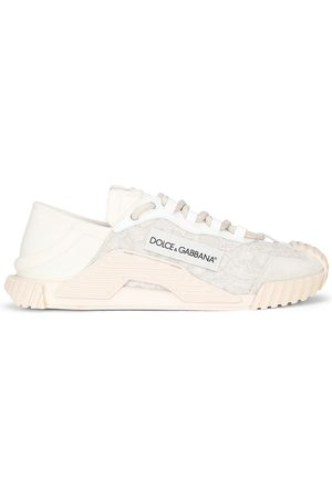 Dolce & Gabbana NS1 lace panelled sneakers