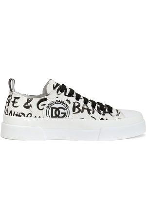 Dolce & Gabbana Logo-print low-top sneakers