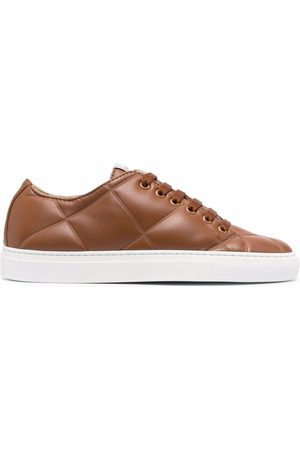 LE SILLA Quilted low-top sneakers