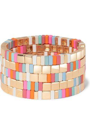Roxanne Assoulin Women Bracelets - Brite and Early bracelet set
