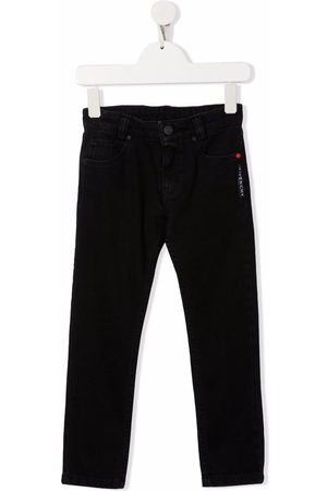 Givenchy Embroidered logo jeans