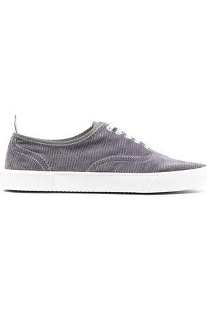 Thom Browne Low-top corduroy sneakers