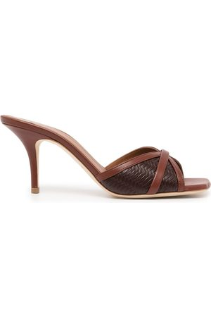 MALONE SOULIERS Perla 70mm leather sandals