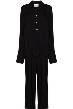Sleeper Long-sleeve pajama set