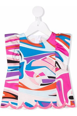 Emilio Pucci Graphic-print blouse