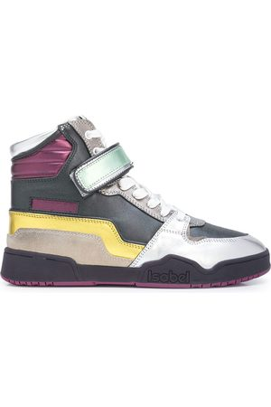 Isabel Marant Alsee touch-strap sneakers