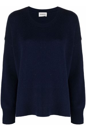 P.a.r.o.s.h. Relaxed-knit jumper