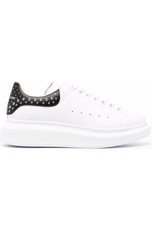 Alexander McQueen Stud-embellished Oversized sneakers