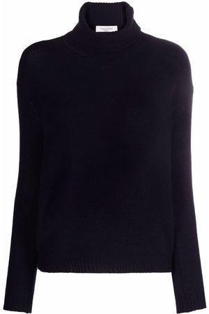 VALENTINO Cashmere roll-neck jumper