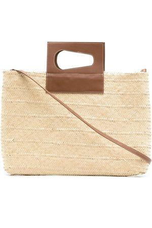 Nannacay Cacau straw bag