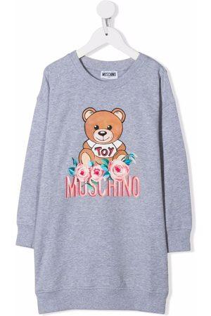 Moschino Toy Bear print dress
