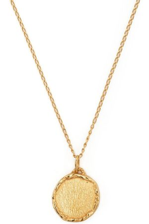 Released From Love Classic coin necklace