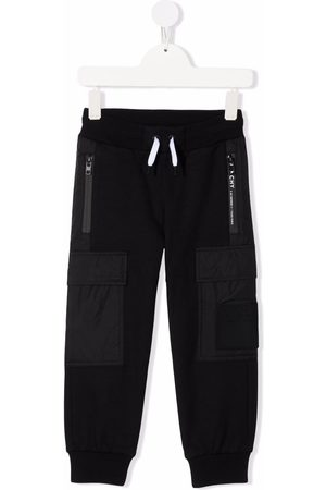 Givenchy Logo-detail cargo track pants