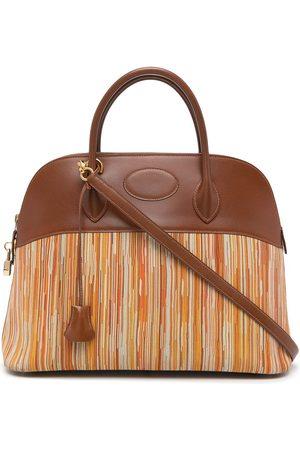 Hermès 2002 pre-owned Bolide 35 tote bag