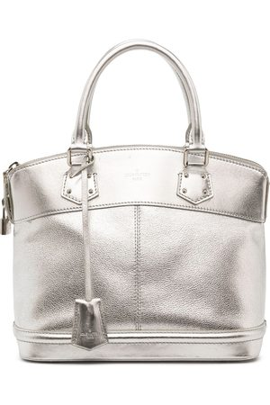 LOUIS VUITTON 2007 pre-owned Lockit PM tote bag