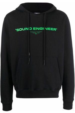 OFF-WHITE Pioneer Painting hoodie