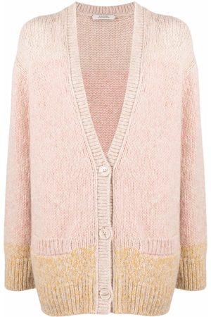 Dorothee Schumacher Gradient-effect knit cardigan