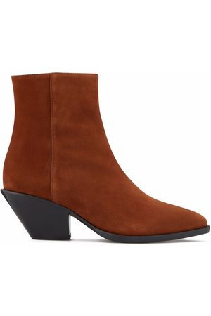 Giuseppe Zanotti Karley suede ankle boots