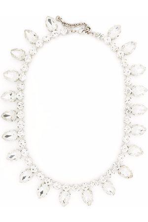 Philipp Plein Crystal-embellished necklace