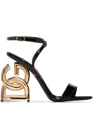 Dolce & Gabbana DG Pop Keira 105mm sandals