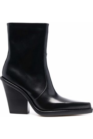 PARIS TEXAS 115mm pointed-toe ankle boots