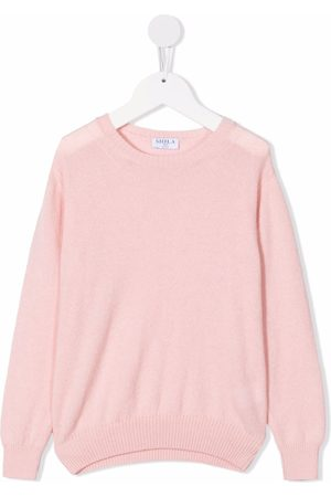 SIOLA Cashmere fine-knit jumper