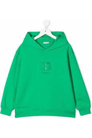 Dolce & Gabbana Logo-print pullover hoodie